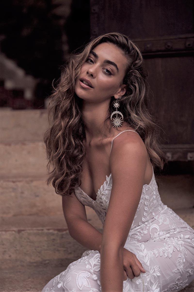 Sinnliche Boho-Brautkleider aus Australien von Evie Young