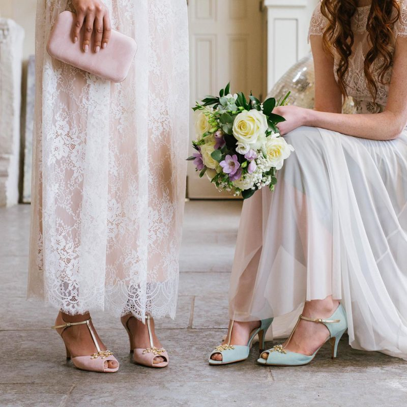 Schuhe & Accessoires fürs Hochzeitskleid