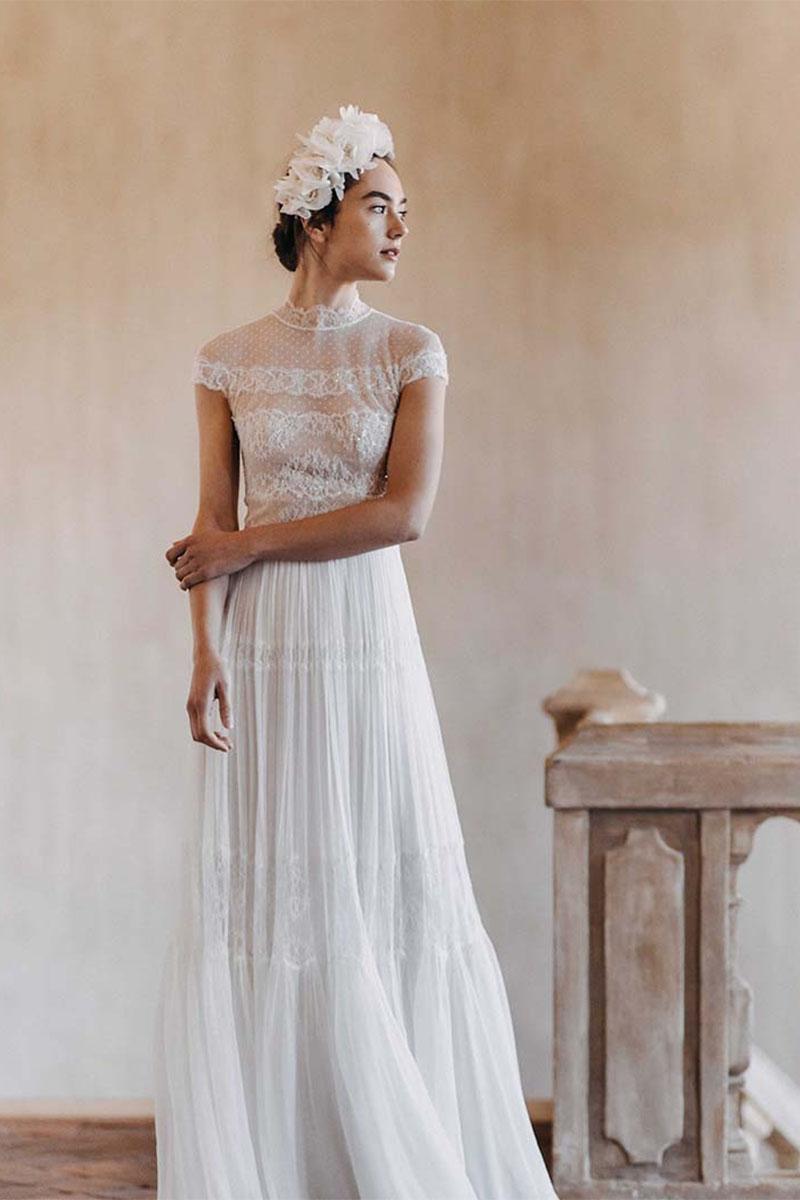 Sinnliche Bohemian-Brautkleider von Divine Atelier