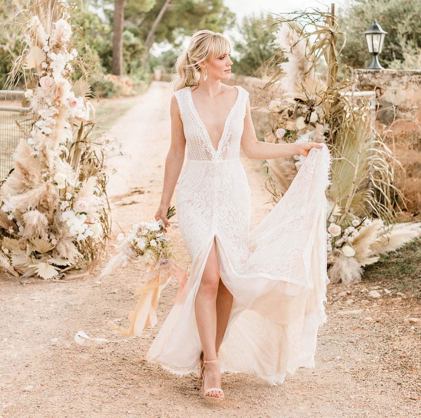 Brautmode Heidelberg & Mannheim: Elegante Hochzeitskleider von internationalen Designern