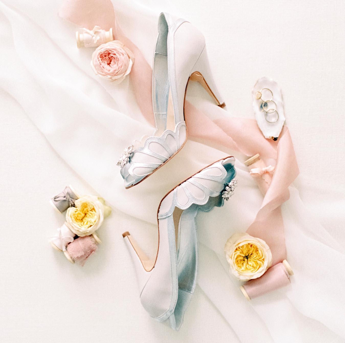 Brautmode Speyer, Pforzheim & Heidelberg: Accessoires & Schuhe passend zum Hochzeitskleid