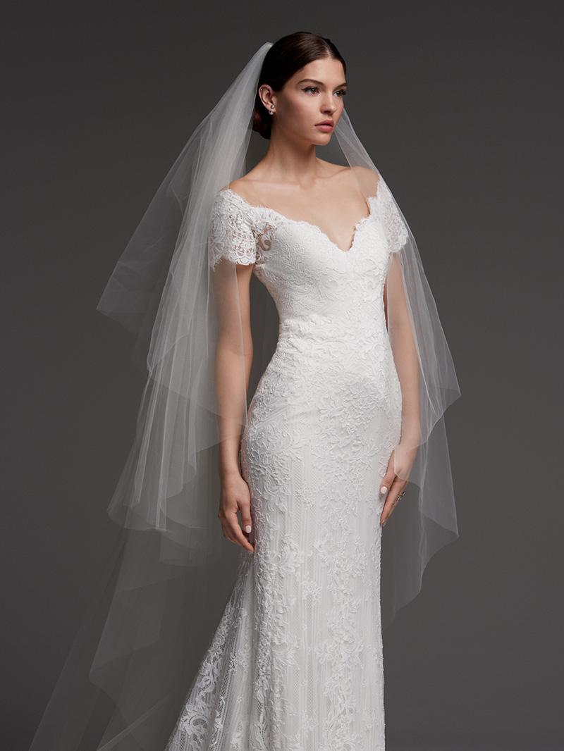 Watters: Luxuriöse und feminine Hochzeitskleider